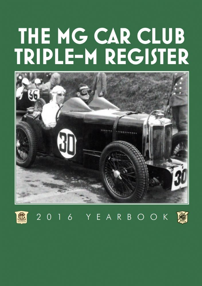 Triple M Register 2016 Yearbook Now Available