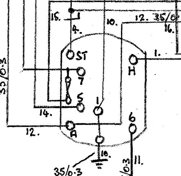 hitachi volt alternator wiring diagram images v hitachi alternator wiring diagram denso relay diagram 1 wire alternator