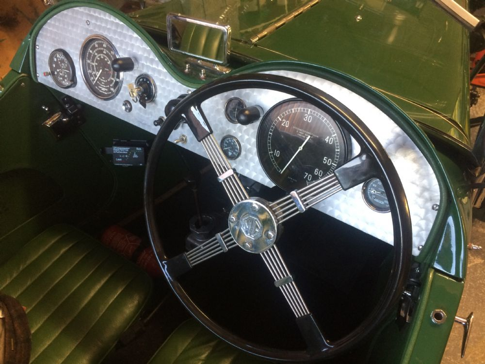 Triple M Register - J2 speedometer
